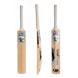 Great White Cricket Bat (Adult), Simply Cricket