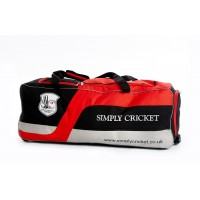 Cricket wheelie bag- players wheelie- Simply Cricket