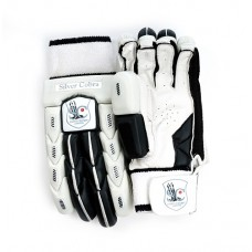 Silver Cobra Cricket batting Gloves, Simply Cricket