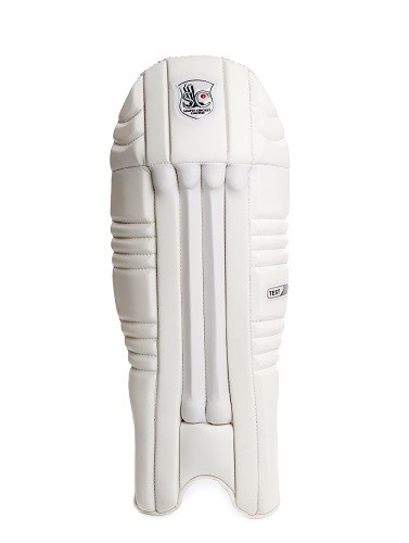 test wicket keeping pads simply cricket. Black Bedroom Furniture Sets. Home Design Ideas