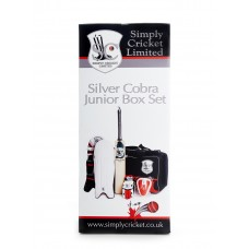 Silver Cobra Box Set, Junior, Simply Cricket
